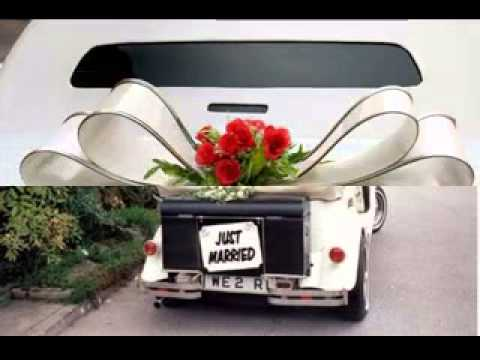 Easy Diy Projects Ideas For Wedding Car Decoration