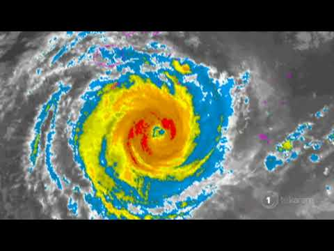 Cyclone Gita to hit in the next 24 hours