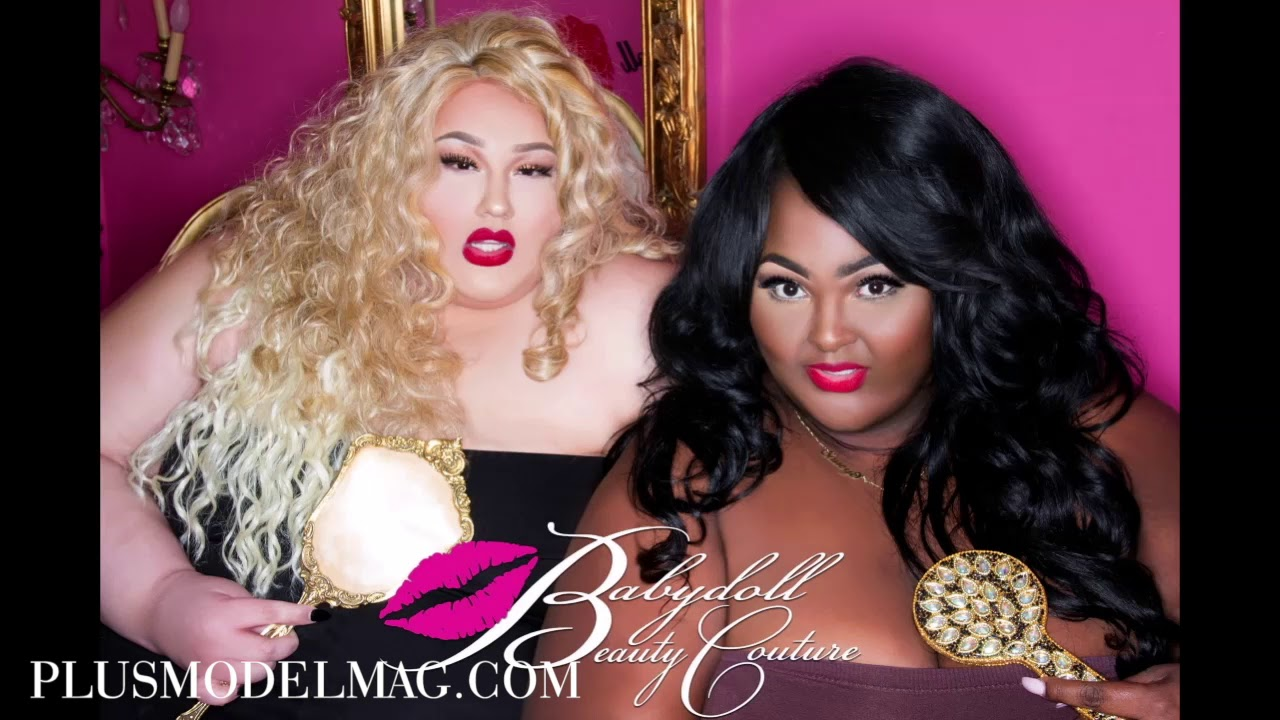 AWESOME CURVES FASHION: PLUS Model Magazine - Interview with Jamie Lopez