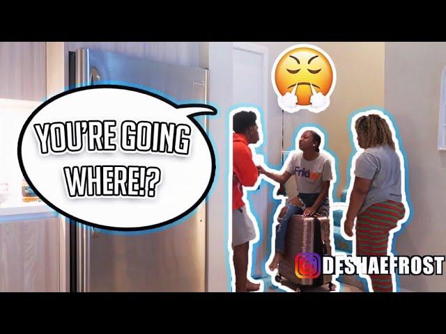 """Meine kleine Schwester """"Brooklyn"""" sagt mir, dass sie zurück nach Seattle zieht, um mit meinem Bruder zu leben! + video"""