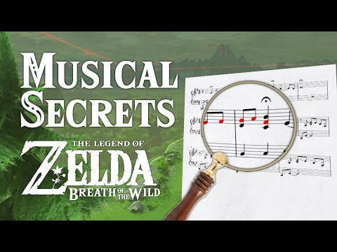 Secret's Hidden within Breath of the Wild's Music!