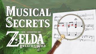 Secret's Hidden within Breath of the Wild's Music!