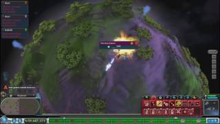 Spore: How I defeated the Grox (with force on hard difficulty)