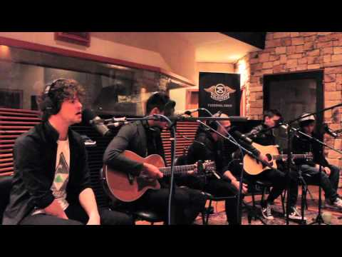 The Wanted - Iris (acoustic version)