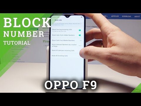 Samsung Galaxy S8: How to Block a Phone Number from YouTube · Duration:  2 minutes