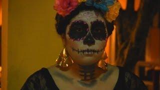 LA CATRINA DIA DE MUERTOS (La muerte Mexicana)
