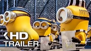DESPICABLE ME 3 NEW TV Spot & Trailer (2017)