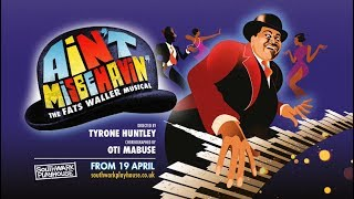 Ain't Misbehavin' Press Night | Southwark Playhouse | 19 April - 1 June