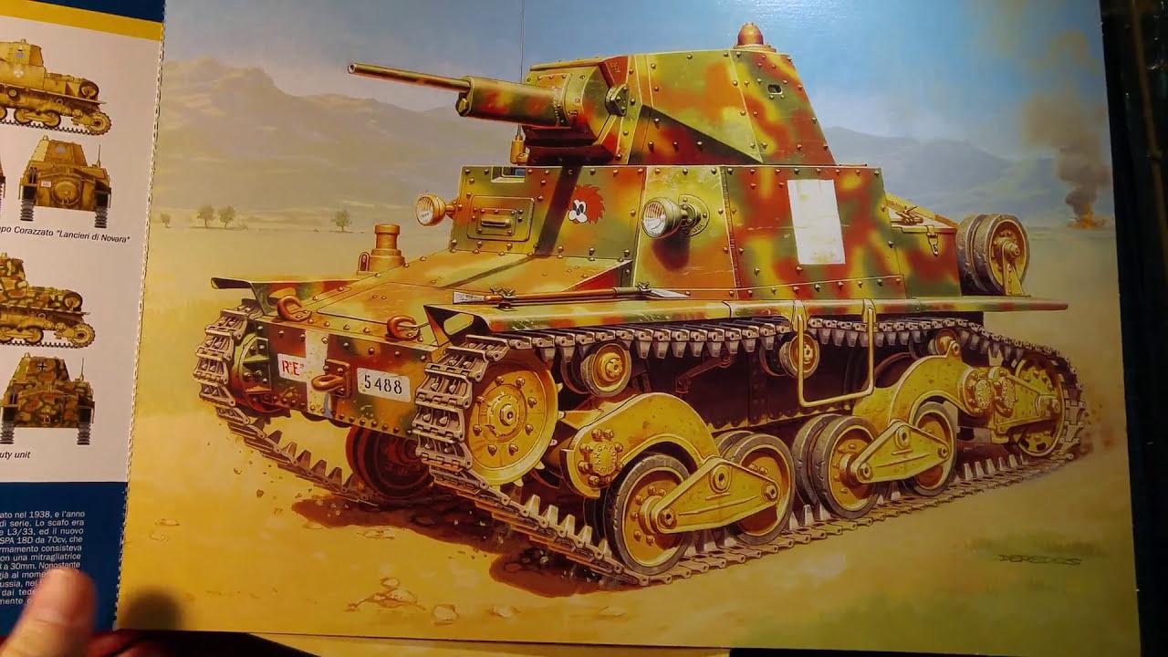 Tamiya 89783 1//35 QUICKWHEEL QW-062 Italian Light tank CA L6//40 Italeri 6469