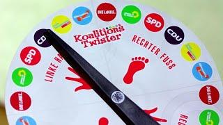 Werbung: Koalitions-Twister