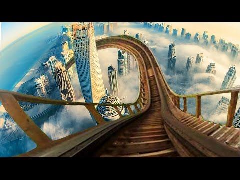 Top 10 DEADLIEST Amusement Park Rides YOU WON'T BELIEVE EXIST! (Insane Waterslides, Rollercoasters)