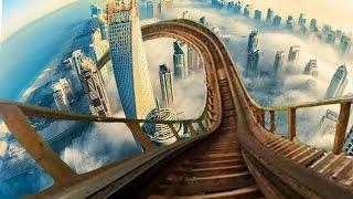 Top 10 DEADLIEST Amusement Park Rides YOU WON
