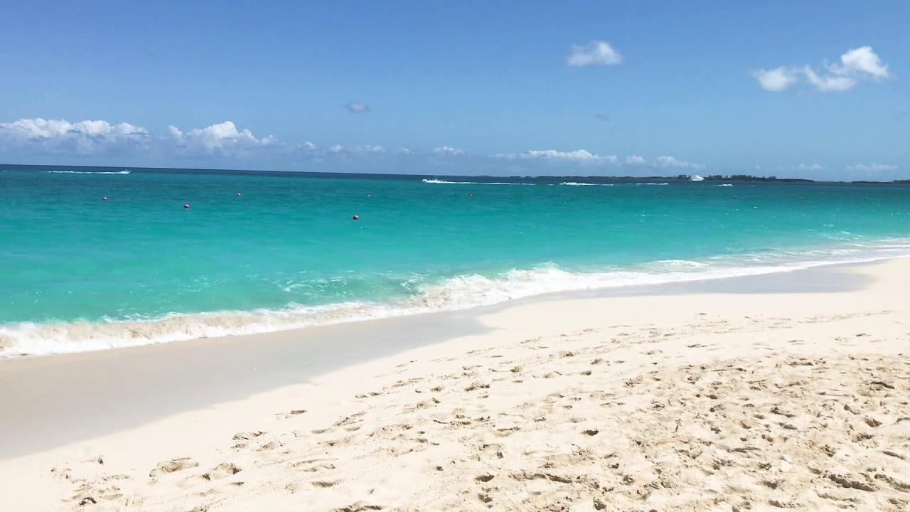 Cabbage Beach Nau Bahamas 2018