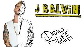 J BALVIN | Draw My Life