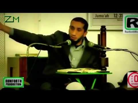 *FULL* Hope In Allah ~ Nouman Ali Khan ~ UK East London Masjid!!!