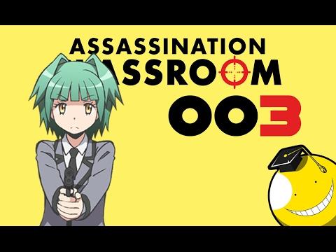 Lets Draw Kaede Kayano (Assassination Classroom) #003
