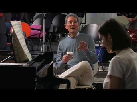 Peter Elkus - Vocal and Instrumental Master Classes (Trailer)