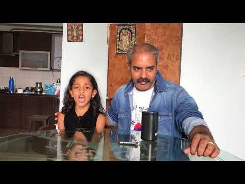 ::: Donu Donu Donu | Maari | Karoake - Sahana and Rajaraman | 18.11.2017 :::