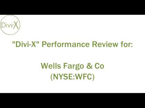 Your Favorite Stocks on Divi-X:  Wells Fargo & Co (NYSE:WFC)