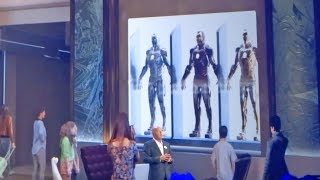 Marvel Hotel announcement for Disneyland Paris - D23 Expo 2017