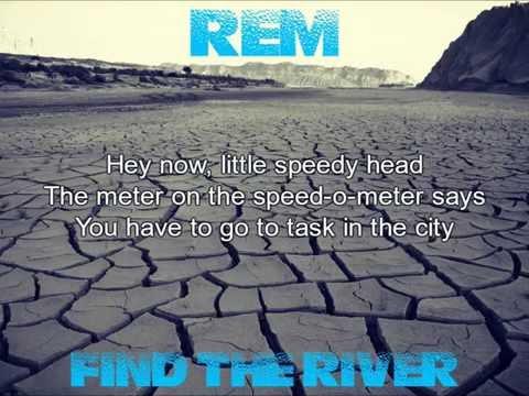 REM  - Find The River
