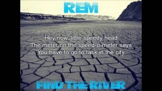 REM  - Find The River