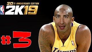 ЗАЩО СЪМ АФРО? NBA 2k19 КАРИЕРА!