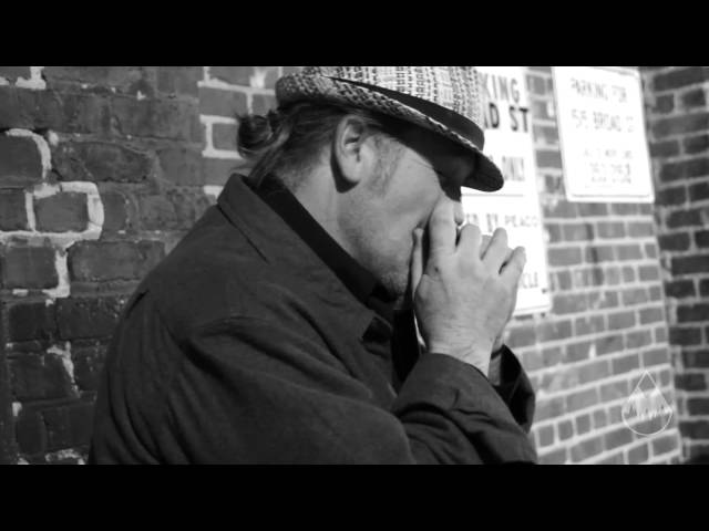 """Live in The Back Alley"" with Pete Turpin and his harmonica by The Capitol Creative"