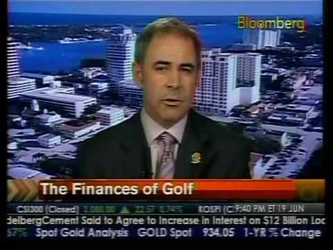 The Finances Of Golf - Bloomberg