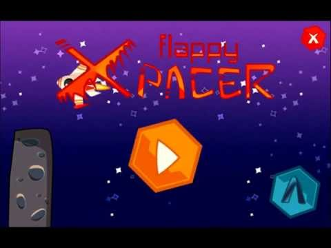 Flappy Xpacer (Android Game)