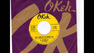 DR  FEELGOOD -  RIGHT STRING BUT THE WRONG YO YO - WHATS UP DOC -  OKEH 4 7156