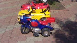 Как увеличить скорость детского электромотоцикла. - https://vk.com/elektroreduktor
