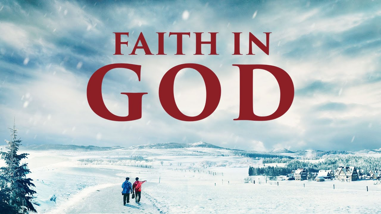 "Gospel Movie ""Faith in God"" 