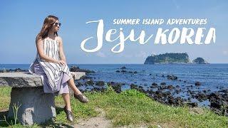 Jeju Korea ◇ Summer Island Travel Adventure