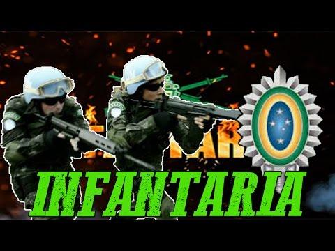 INFANTARIA do Exercito Brasileiro 2017 - Brazilian Army Infantry