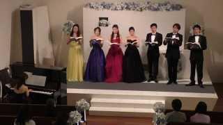 2014.08.27  「ソリスティックコンサート」 より 『アヴェ・ヴェルム・コルプス』