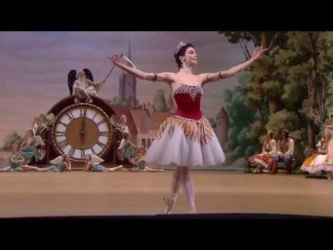 Coppelia. HD. Bolshoi Ballet.  Natalia Osipova. Finale