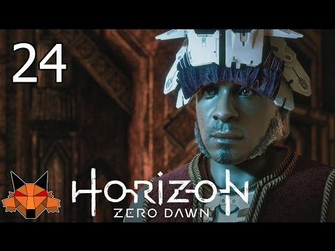 Let's Play Horizon Zero Dawn [Blind] Part 24 - Robbing the Rich