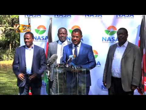Umoja wa NASA : Uapisho wa kinara Raila Odinga umekuwa donda ndugu kwa vyama tanzu
