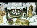 أجواء وطقوس الإحتفال بليلة الحناء للعروس في المنطقة الشرقية في المغرب.