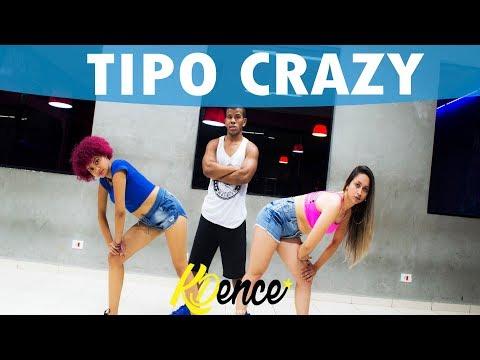 Ludmilla - Tipo Crazy (feat. Jeremih) | COREOGRAFIA KDence