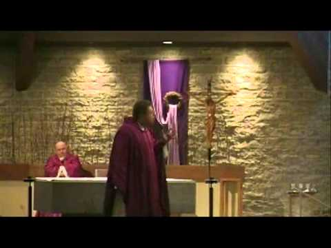 1st Sunday of Lent Year A 2009