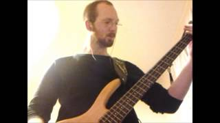 Divinations - Bass cover