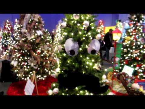 Akron Holiday Tree Festival 2014