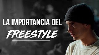 LA IMPORTANCIA DEL FREESTYLE - by: Tess La