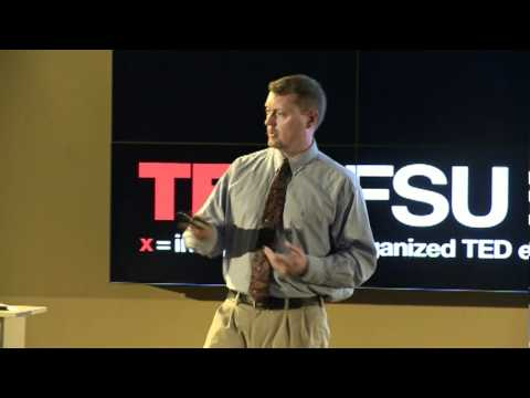 Augmented reality, mobile computing, and the museum of the future | Paul Marty | TEDxFSU