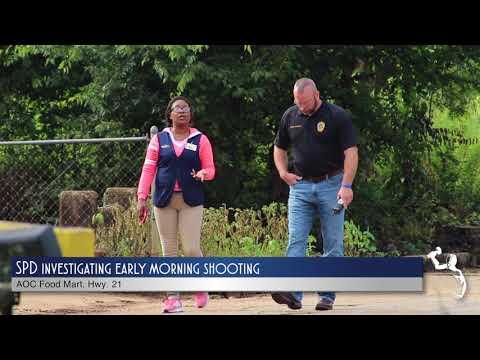Sylacauga gas station shooting - AOC Food Mart