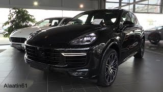 Porsche Cayenne Turbo S 2016 Videos