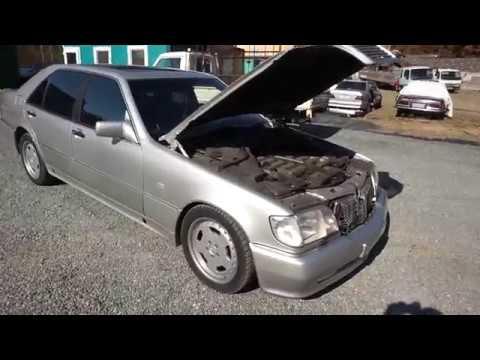 В продаже Mercedes-Benz W140 S600