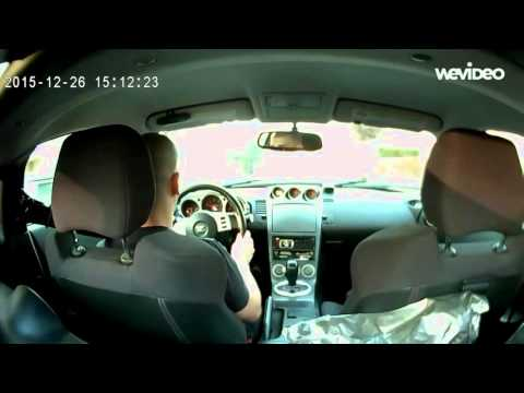 Nissan 350z Acceleration 300HP With Automatic Transmission